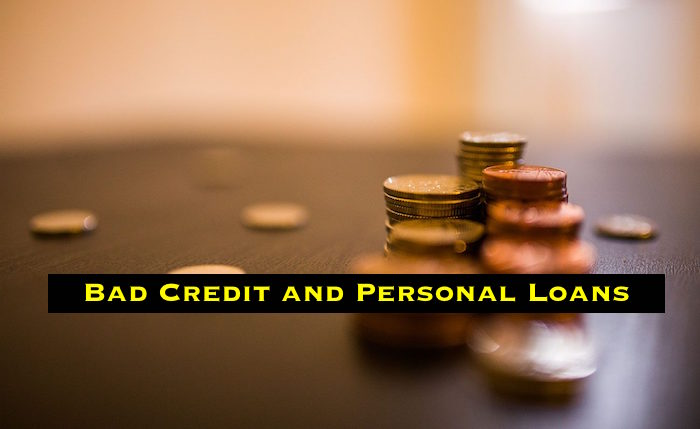 Bad Credit and Personal Loans-financeline24