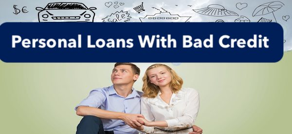 personal loan with bad credit history-krediks.com